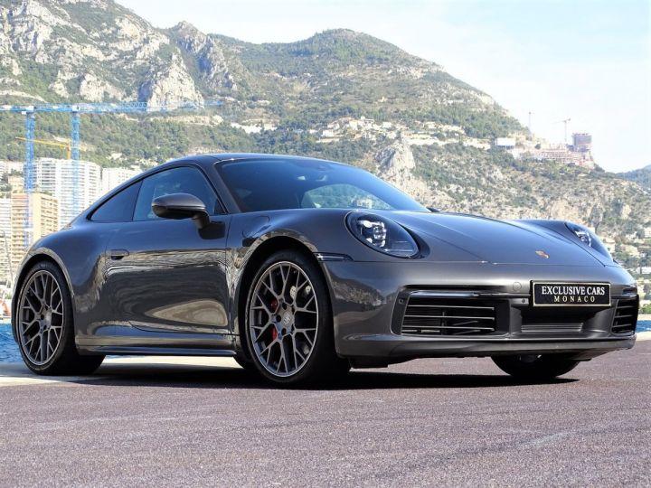 Porsche 911 TYPE 992 CARRERA 4S 450 CV PDK - MONACO Gris Metal - 17