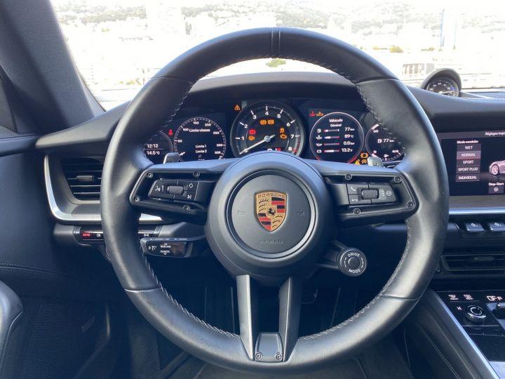 Porsche 911 TYPE 992 CARRERA 4S 450 CV PDK - MONACO Noir Metal - 16
