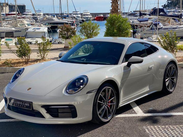 Porsche 911 TYPE 992 CARRERA 4S 450 CV PDK - MONACO Craie - 1