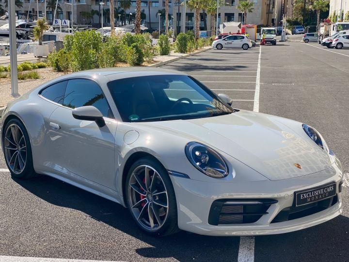 Porsche 911 TYPE 992 CARRERA 4S 450 CV PDK - MONACO Craie - 2