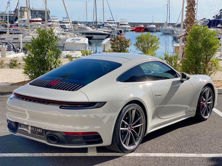 Porsche 911 TYPE 992 CARRERA 4S 450 CV PDK - MONACO Craie - 3