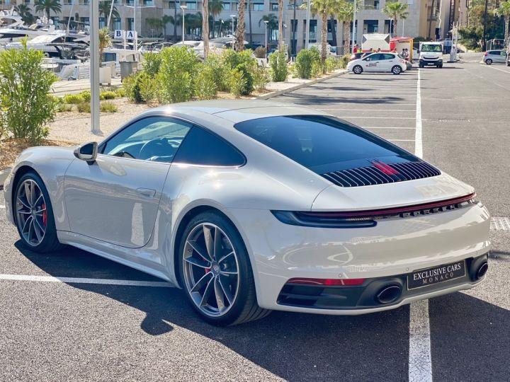 Porsche 911 TYPE 992 CARRERA 4S 450 CV PDK - MONACO Craie - 4
