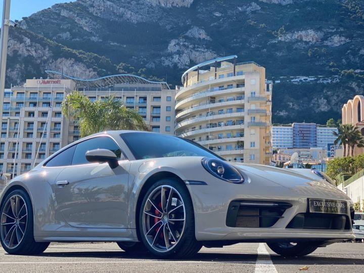 Porsche 911 TYPE 992 CARRERA 4S 450 CV PDK - MONACO Craie - 13