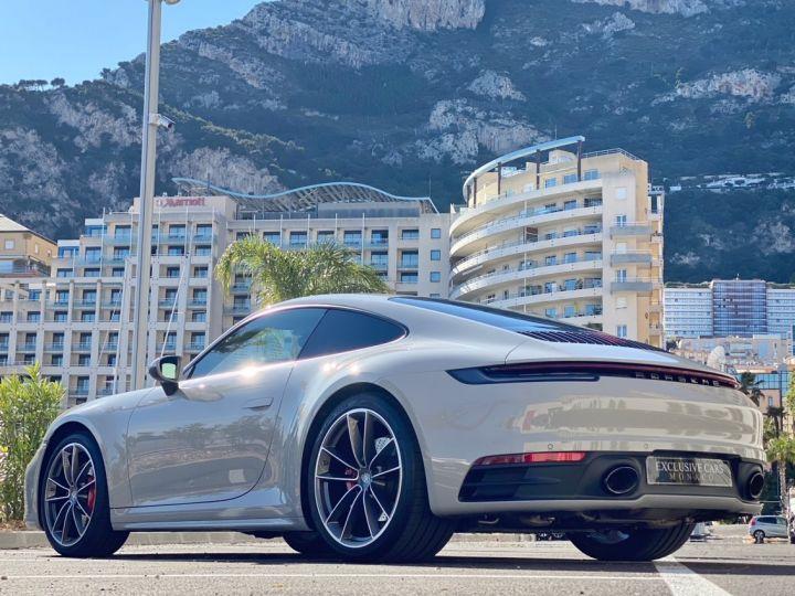 Porsche 911 TYPE 992 CARRERA 4S 450 CV PDK - MONACO Craie - 15