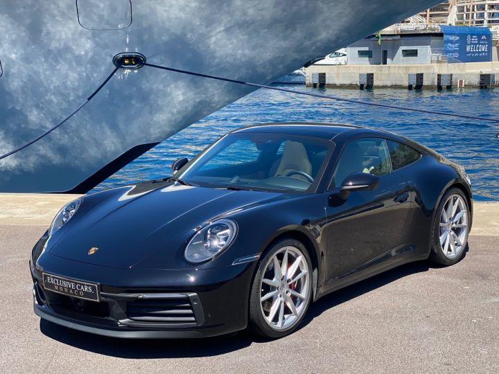 Porsche 911 TYPE 992 CARRERA 4S 450 CV PDK - MONACO Noir Métal - 1