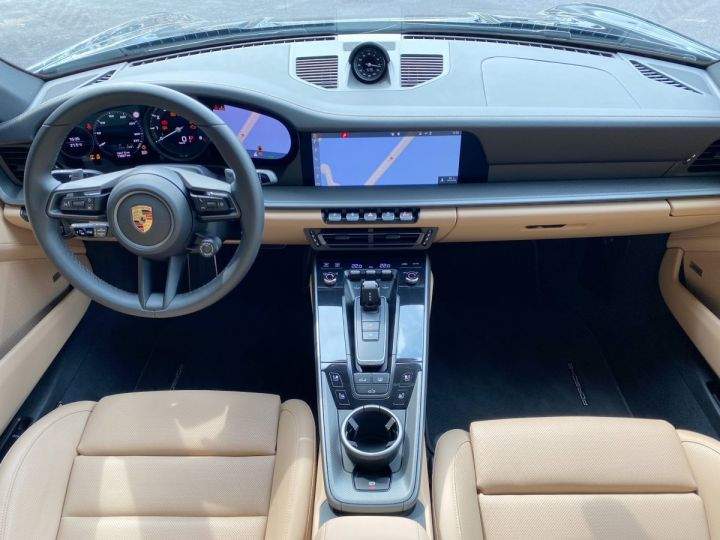Porsche 911 TYPE 992 CARRERA 4S 450 CV PDK - MONACO Noir Métal - 10