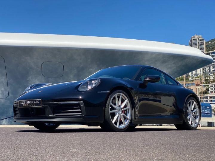 Porsche 911 TYPE 992 CARRERA 4S 450 CV PDK - MONACO Noir Métal - 14