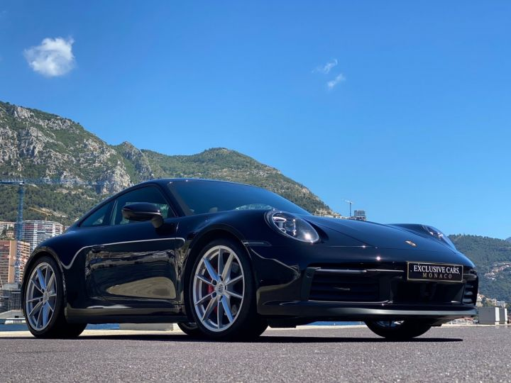 Porsche 911 TYPE 992 CARRERA 4S 450 CV PDK - MONACO Noir Métal - 16