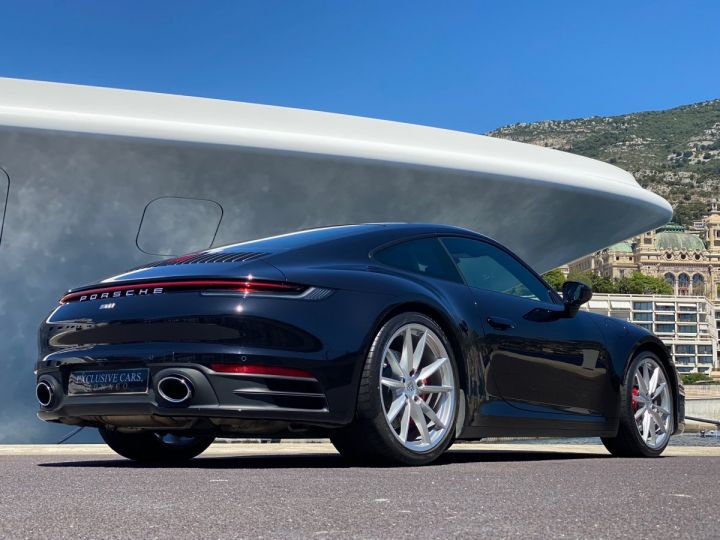 Porsche 911 TYPE 992 CARRERA 4S 450 CV PDK - MONACO Noir Métal - 17