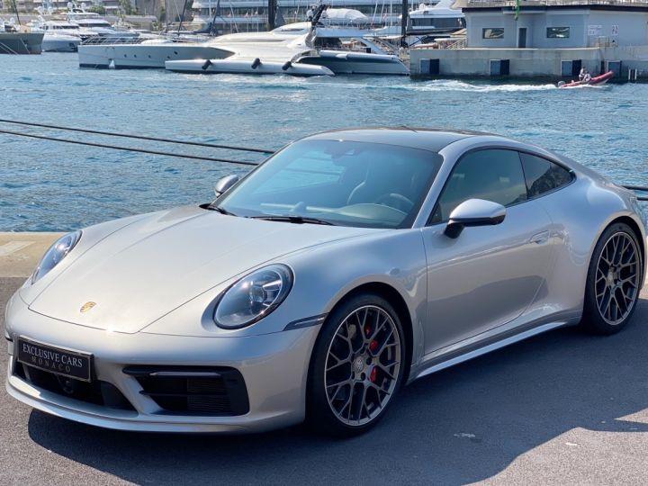 Porsche 911 TYPE 992 CARRERA 4S 450 CV PDK - MONACO Argent GT Métal - 1
