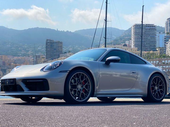 Porsche 911 TYPE 992 CARRERA 4S 450 CV PDK - MONACO Argent GT Métal - 5