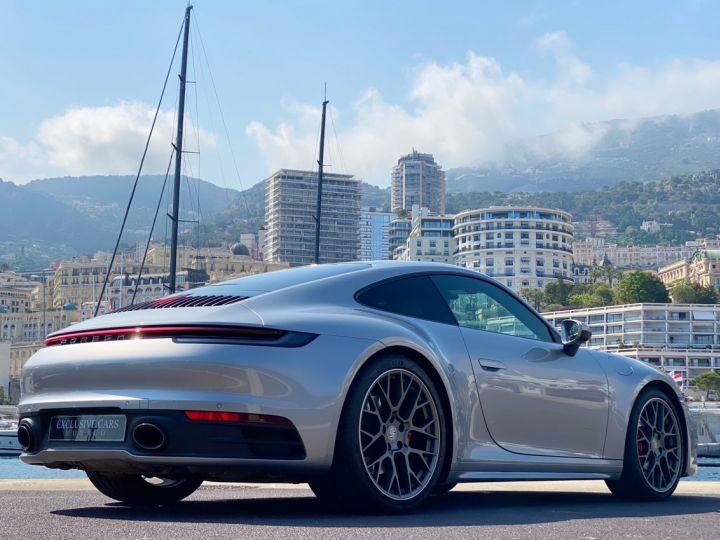 Porsche 911 TYPE 992 CARRERA 4S 450 CV PDK - MONACO Argent GT Métal - 17