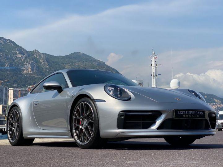 Porsche 911 TYPE 992 CARRERA 4S 450 CV PDK - MONACO Argent GT Métal - 18