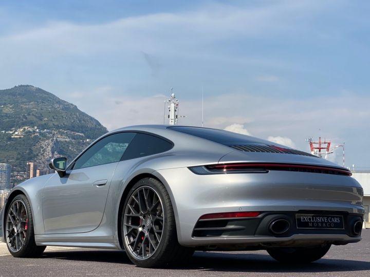 Porsche 911 TYPE 992 CARRERA 4S 450 CV PDK - MONACO Argent GT Métal - 19