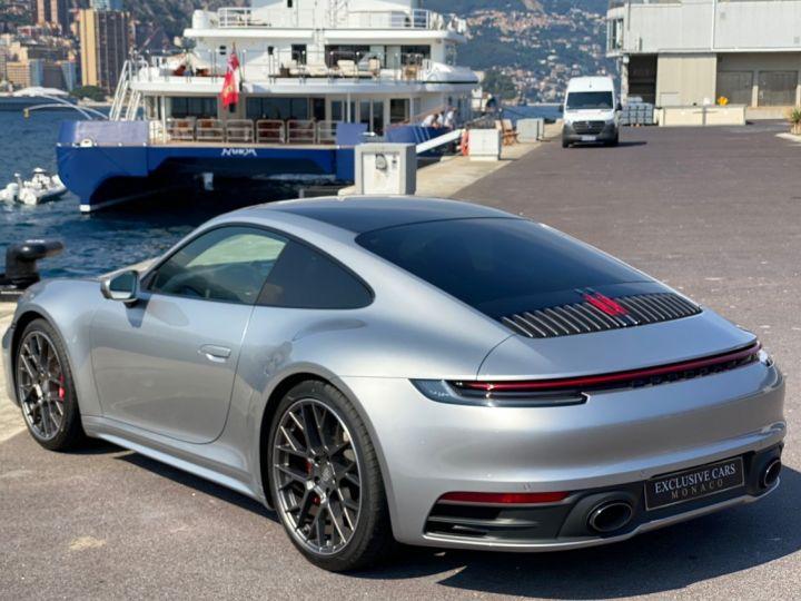 Porsche 911 TYPE 992 CARRERA 4S 450 CV PDK - MONACO Argent GT Métal - 21