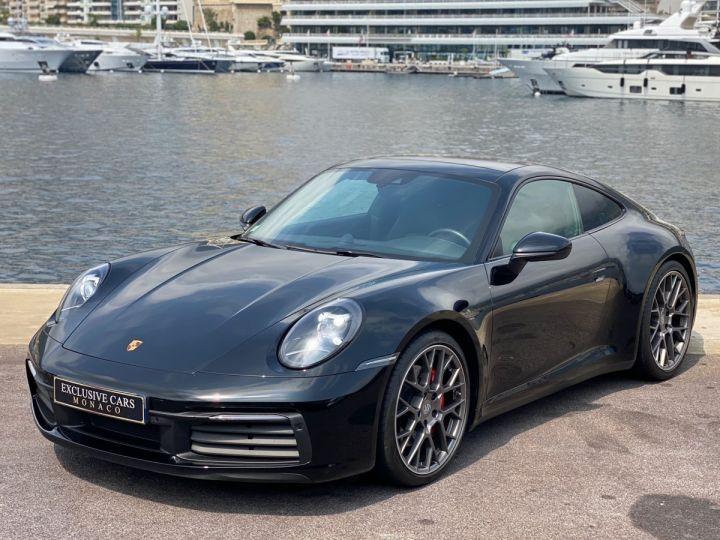 Porsche 911 TYPE 992 CARRERA 4S 450 CV PDK - MONACO Noir  - 1