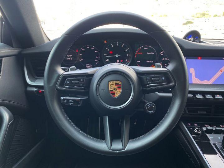 Porsche 911 TYPE 992 CARRERA 4S 450 CV PDK - MONACO Noir  - 9