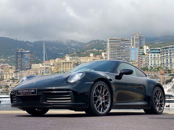 Porsche 911 TYPE 992 CARRERA 4S 450 CV PDK - MONACO Noir  - 15