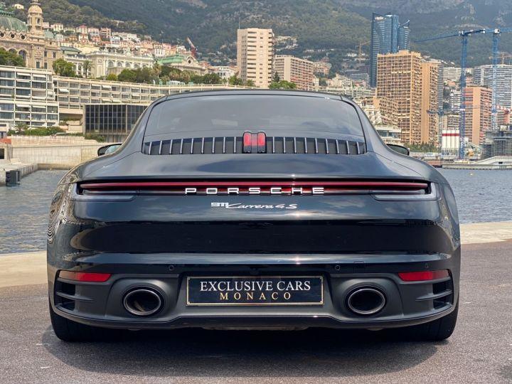 Porsche 911 TYPE 992 CARRERA 4S 450 CV PDK - MONACO Noir  - 18