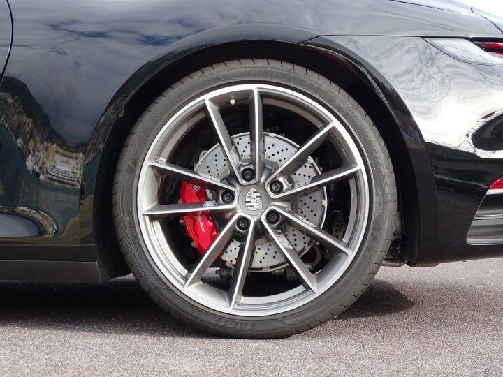 Porsche 911 TYPE 992 CARRERA 4S CABRIOLET PDK 450 CV NEUF !! - MONACO Noir - 21