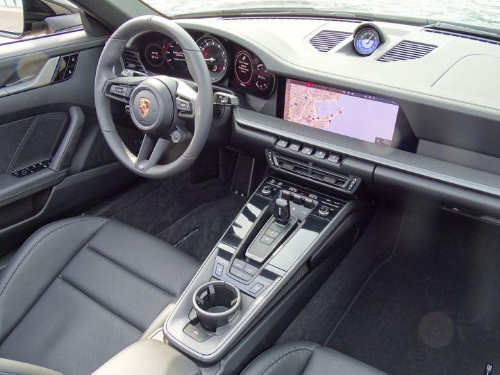 Porsche 911 TYPE 992 CARRERA 4S CABRIOLET PDK 450 CV NEUF !! - MONACO Noir - 9