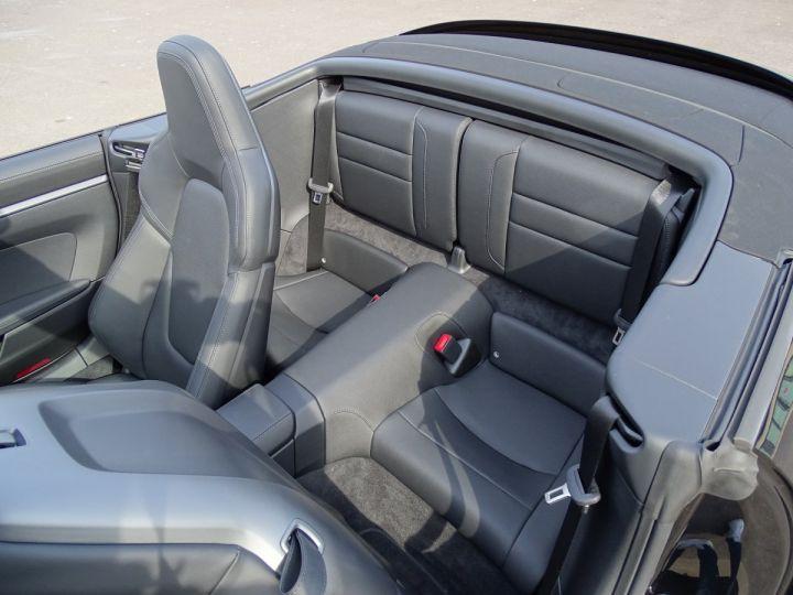Porsche 911 TYPE 992 CARRERA 4S CABRIOLET PDK 450 CV NEUF !! - MONACO Noir - 10