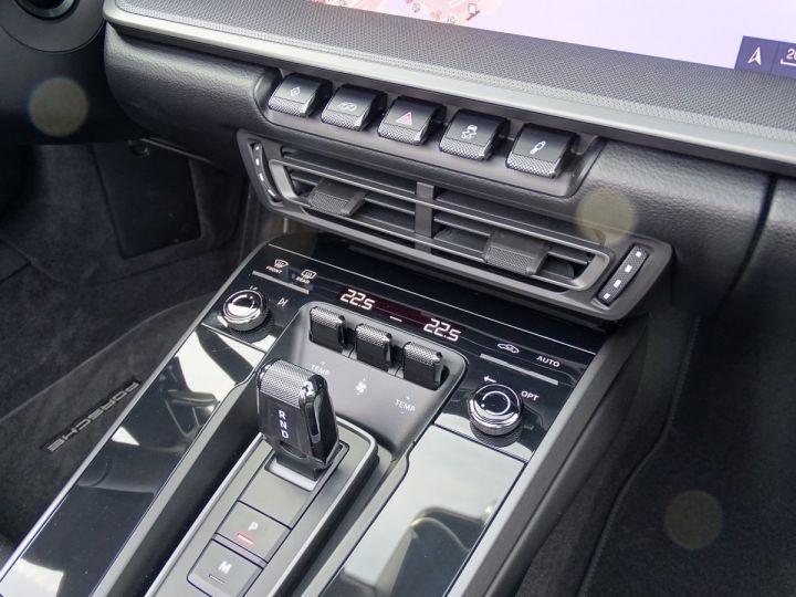 Porsche 911 TYPE 992 CARRERA 4S CABRIOLET PDK 450 CV NEUF !! - MONACO Noir - 20