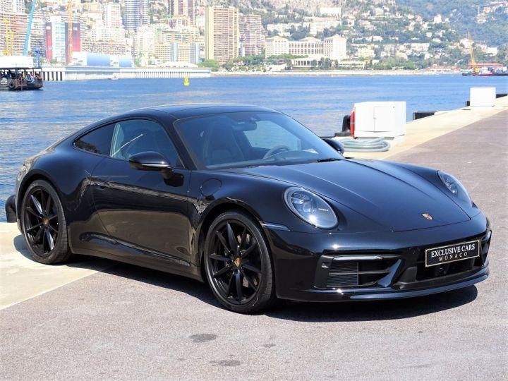 Porsche 911 TYPE 992 CARRERA 4S PDK 450 CV - MONACO Noir Métal  - 2