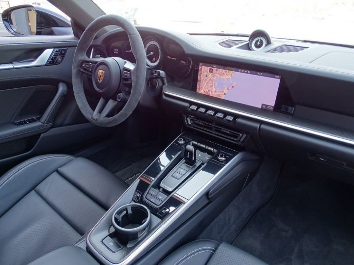Porsche 911 TYPE 992 CARRERA 4S PDK 450 CV - MONACO Noir Métal  - 9