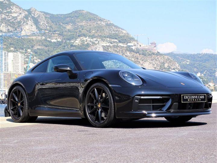 Porsche 911 TYPE 992 CARRERA 4S PDK 450 CV - MONACO Noir Métal  - 12