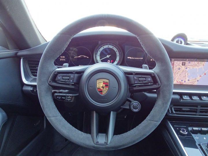 Porsche 911 TYPE 992 CARRERA 4S PDK 450 CV - MONACO Noir Métal  - 18