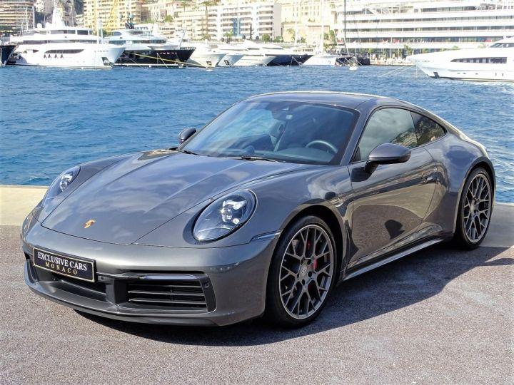 Porsche 911 TYPE 992 CARRERA 4S PDK 450 CV - MONACO Gris Metal - 1