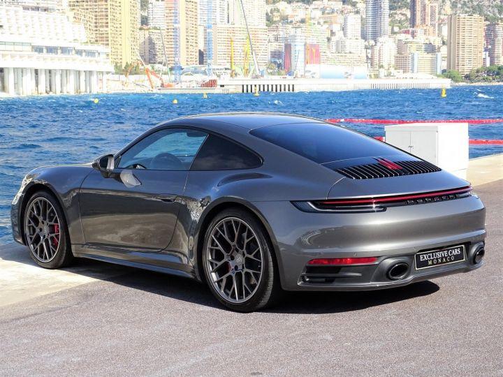 Porsche 911 TYPE 992 CARRERA 4S PDK 450 CV - MONACO Gris Metal - 7