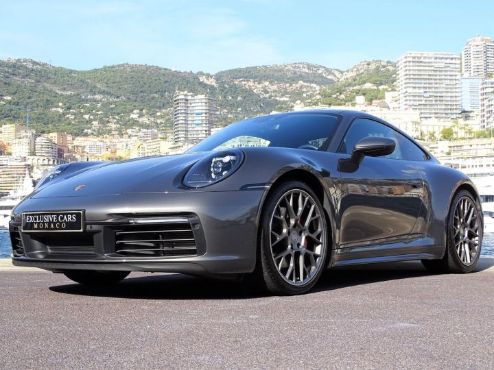 Porsche 911 TYPE 992 CARRERA 4S PDK 450 CV - MONACO Gris Metal - 15