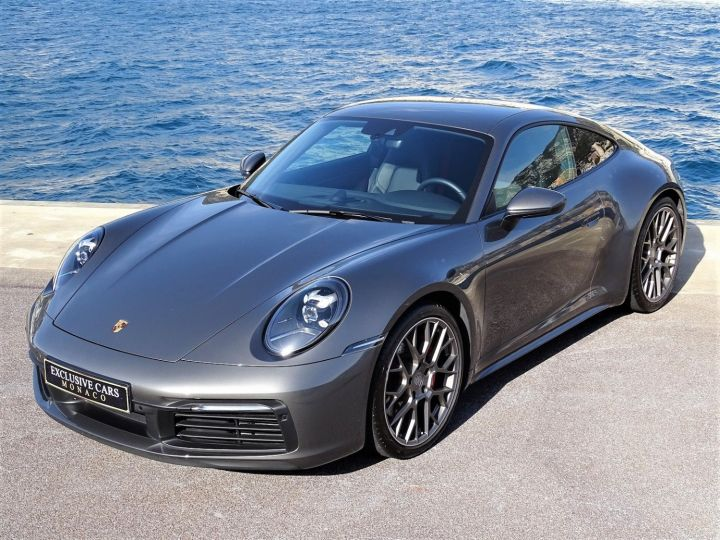 Porsche 911 TYPE 992 CARRERA 4S PDK 450 CV - MONACO Gris Metal - 17