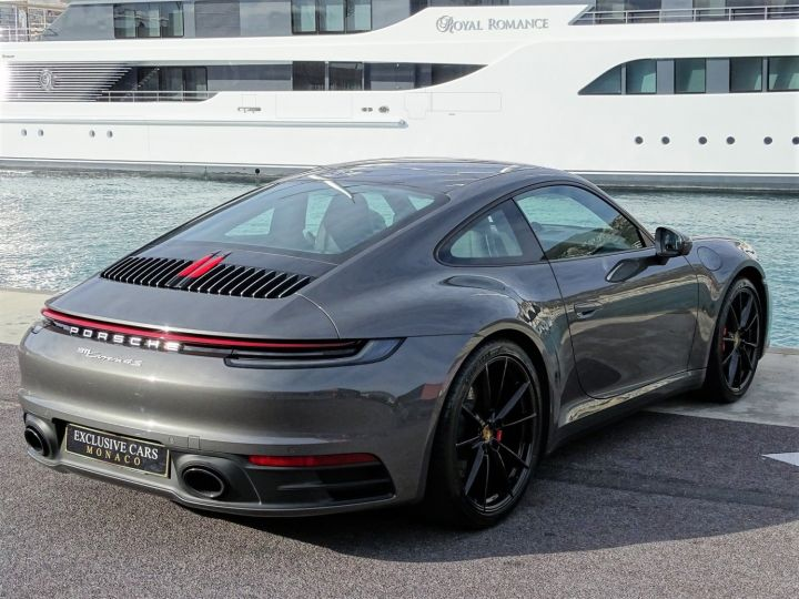 Porsche 911 TYPE 992 CARRERA 4S PDK 450 CV - MONACO Gris agatha Metal - 5