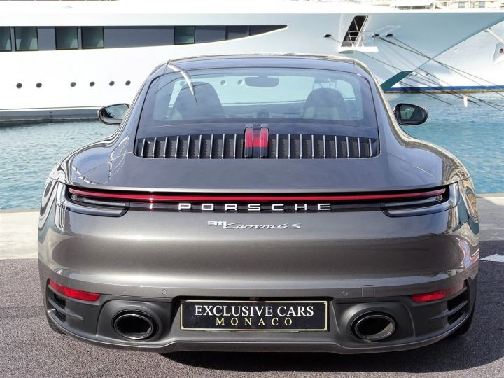 Porsche 911 TYPE 992 CARRERA 4S PDK 450 CV - MONACO Gris agatha Metal - 6