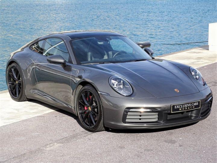 Porsche 911 TYPE 992 CARRERA 4S PDK 450 CV - MONACO Gris agatha Metal - 16