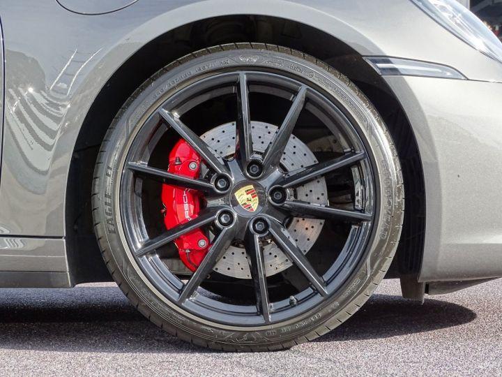 Porsche 911 TYPE 992 CARRERA 4S PDK 450 CV - MONACO Gris agatha Metal - 18