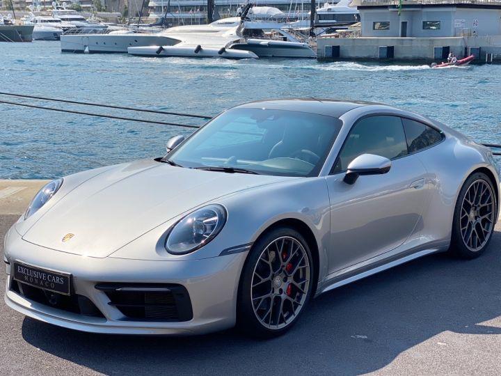 Porsche 911 TYPE 992 CARRERA 4S PDK 450 CV - MONACO Argent GT metal - 1