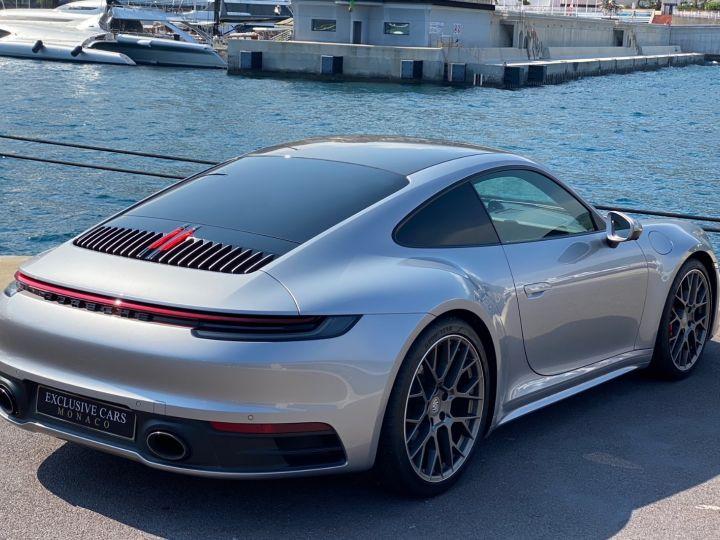 Porsche 911 TYPE 992 CARRERA 4S PDK 450 CV - MONACO Argent GT metal - 14