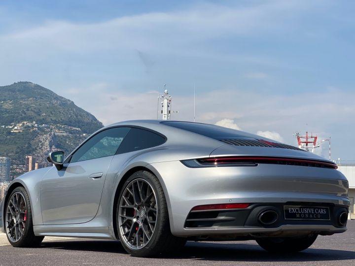 Porsche 911 TYPE 992 CARRERA 4S PDK 450 CV - MONACO Argent GT metal - 19