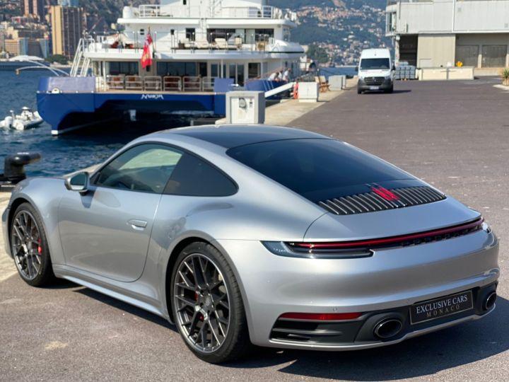 Porsche 911 TYPE 992 CARRERA 4S PDK 450 CV - MONACO Argent GT metal - 21