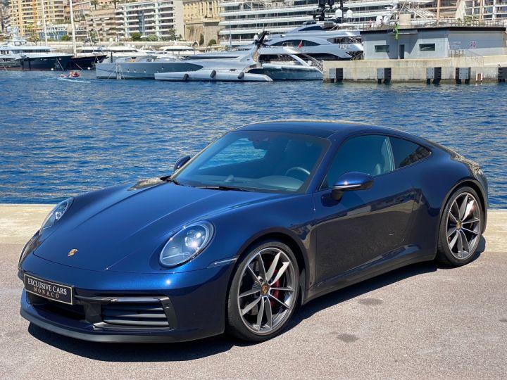 Porsche 911 TYPE 992 CARRERA 4S PDK 450 CV - MONACO Bleu Nuit Métal - 1
