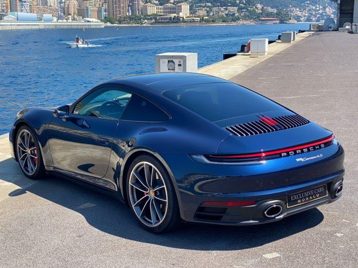 Porsche 911 TYPE 992 CARRERA 4S PDK 450 CV - MONACO Bleu Nuit Métal - 4