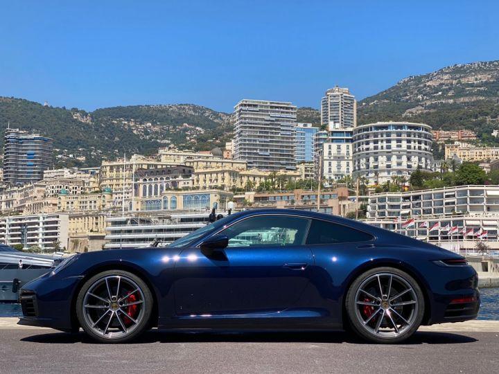 Porsche 911 TYPE 992 CARRERA 4S PDK 450 CV - MONACO Bleu Nuit Métal - 5