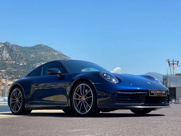 Porsche 911 TYPE 992 CARRERA 4S PDK 450 CV - MONACO Bleu Nuit Métal - 12