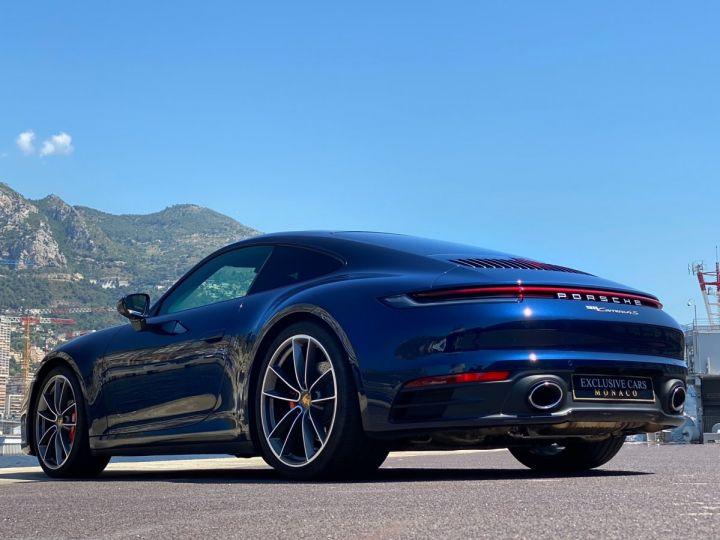 Porsche 911 TYPE 992 CARRERA 4S PDK 450 CV - MONACO Bleu Nuit Métal - 14