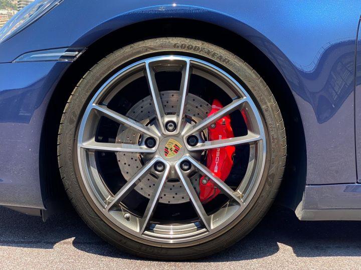 Porsche 911 TYPE 992 CARRERA 4S PDK 450 CV - MONACO Bleu Nuit Métal - 17