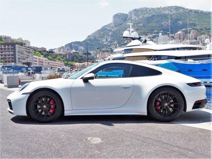 Porsche 911 TYPE 992 CARRERA S 450 CV PDK - MONACO Blanc  - 5